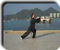 Tai Chi Sword 32-Form